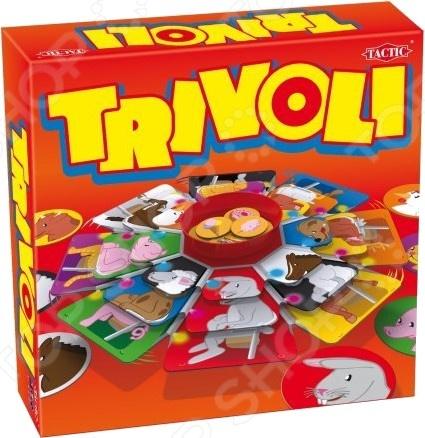 Настольная игра Карусель (Триволи / Trivoli)