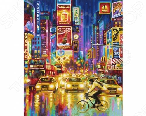 Раскраска по номерам Schipper «Нью Йорк»