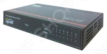 Коммутатор Upvel US-8G коммутатор upvel us 8g 8 портовый гигабитный коммутатор