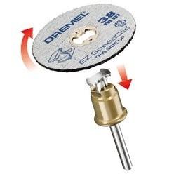 Набор из дисков отрезных и держателя Dremel SC406