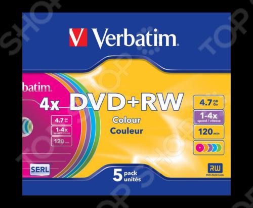 Набор дисков Verbatim 43297
