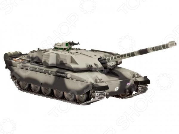 Сборная модель танка Revell Challenger I