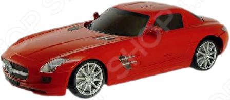 Модель машины на радиоуправлении 1:24 Welly Mercedes-Benz SLS AMG. В ассортименте