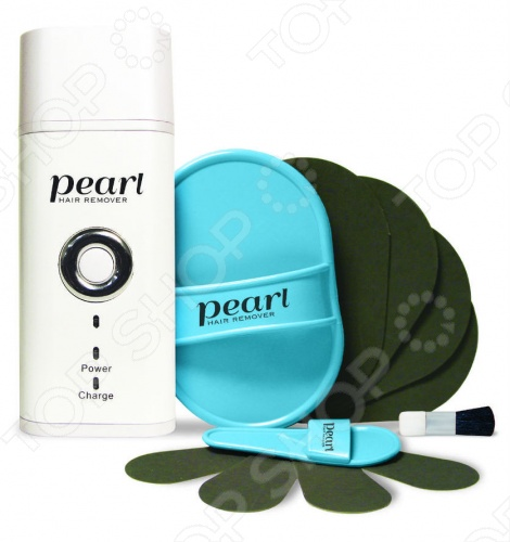 фото Депилятор Pearl Hair Remover, Эпиляторы. Женские электробритвы