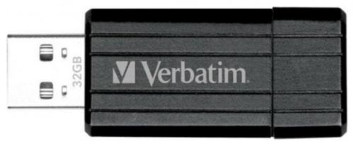 Флешка Verbatim PinStripe 32Gb