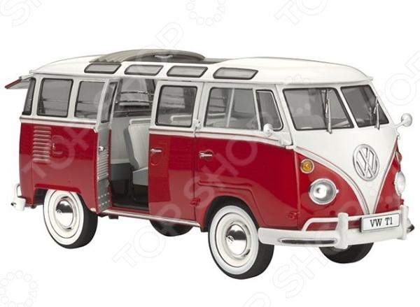 ������� ������ �������� 1:24 Revell Volkswagen T1 Samba Bus