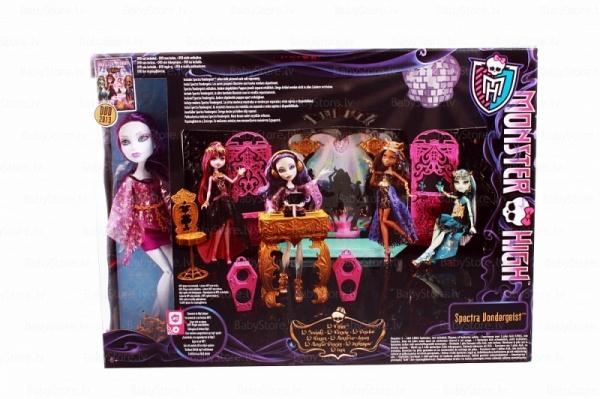 Набор игровой Mattel «Монстростическая вечеринка»