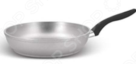 Сковорода с утолщенным дном Kukmara алюминиевая