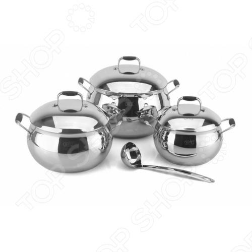 Набор кухонной посуды Gipfel MINESTRONE 1536 все цены