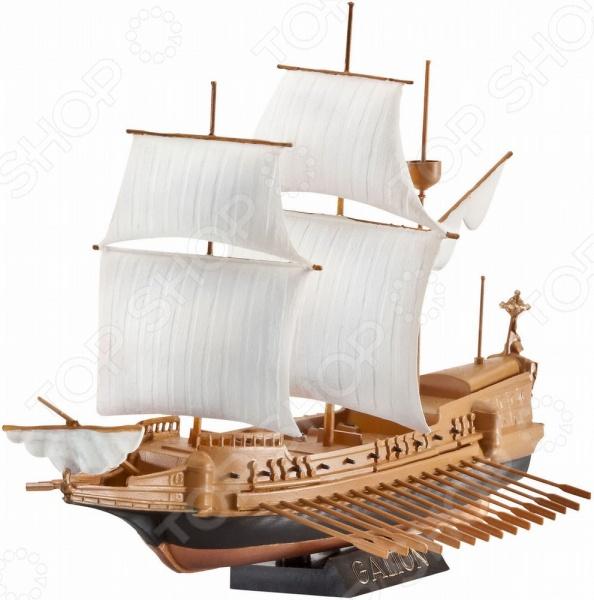 Сборная модель корабля Revell «Spanish Galleon» модель корабля lhmx pinta