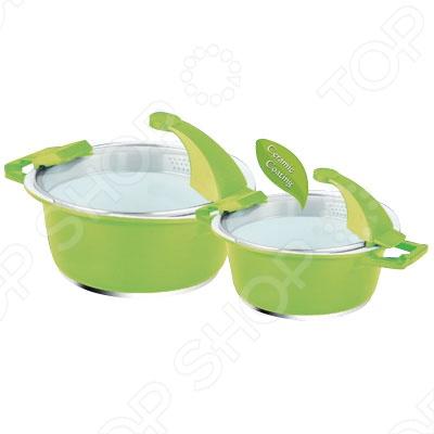Набор кухонной посуды BartonSteel BS-6914