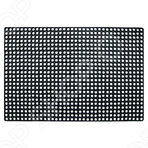 Коврик дверной грязесборный Vortex «Профи» придверный коврик vortex грязесборный коврик vortex 40х60х1 2 см
