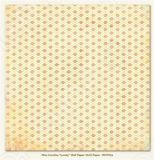 фото Бумага для скрапбукинга двусторонняя Morn Sun Wall Paper, купить, цена