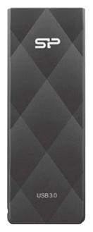 Флешка Silicon Power SP032GBUF3B20V1K двд плеер с интерфейсом флешка