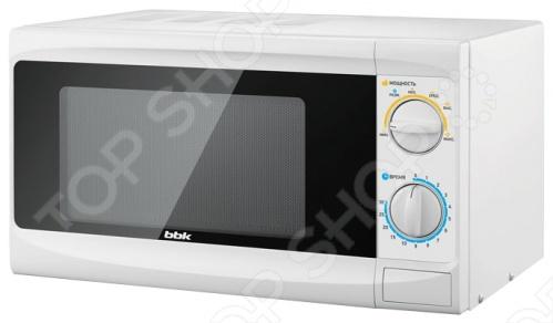 Микроволновая печь BBK 20MWS-703M микроволновая печь bbk 23mws 927m w 900 вт белый