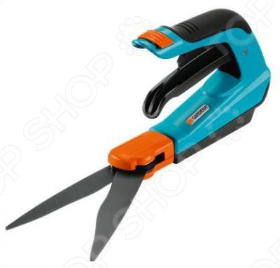 Ножницы для травы поворотные Gardena Comfort Plus ножницы gardena 12100 20 000 00 для травы поворотные comfort с телескопической рукояткой