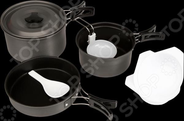 Набор портативной посуды FIRE-MAPLE FMC-201