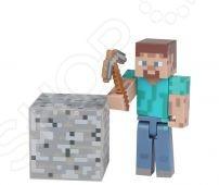 Фигурка с аксессуарами Minecraft «Игрок» minecraft мини фигурка
