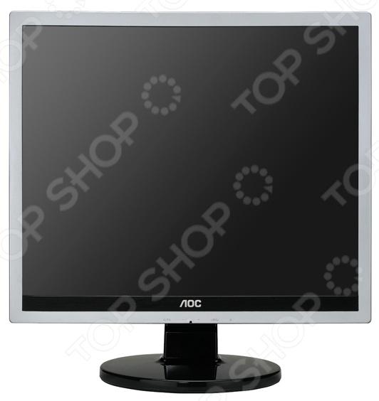 все цены на Монитор AOC E719SD/01