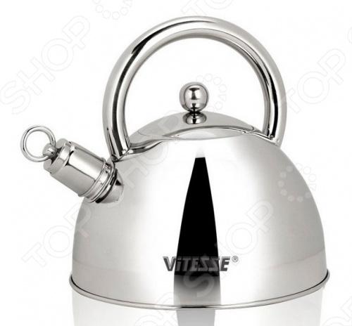 Чайник со свистком Vitesse Classiс VS-7802 цена