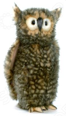 Мягкая игрушка Hansa «Сова» мягкая игрушка сова hansa сова белая 18 см белый искусственный мех синтепон 6155