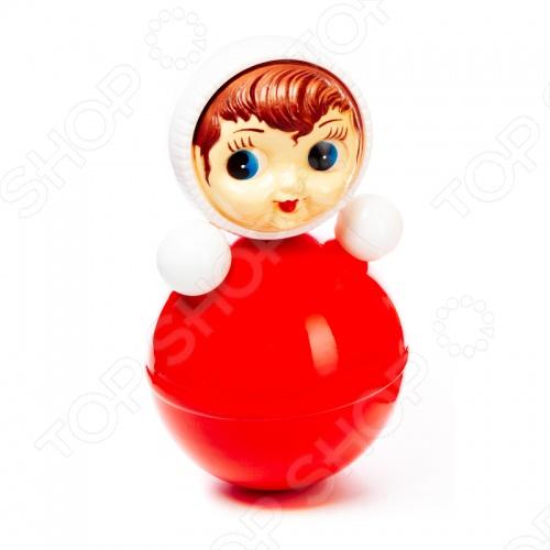 Неваляшка Расти малыш DM-6С-0012 - одна из самых старых и интересных детских игрушек. Кроха с удовольствием будет мерится силами с забавной игрушкой, стараясь повалить её на пол. Яркая раскраска очень нравится детям, а приятный перезвон подзадоривает малышей ещё больше. В процессе игры ребёнок совершенствует моторику рук, развивает цветовое восприятие и слух, в нём пробуждается интерес к окружающему миру. Неваляшка изготовлена из прочных, безопасных материалов. Поставляется в индивидуальной красочной упаковке.