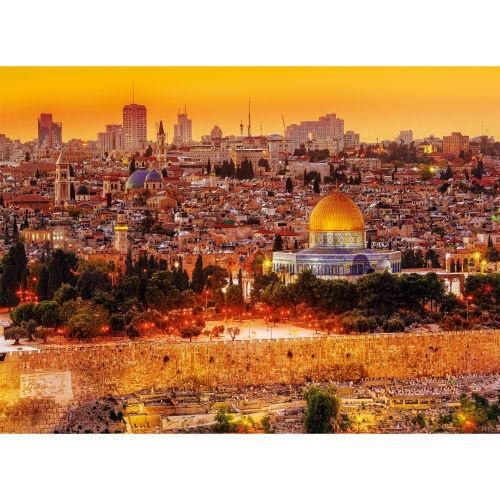 Пазл 3000 элементов Trefl «Крыши Иерусалима» пазлы trefl пазл игра фей