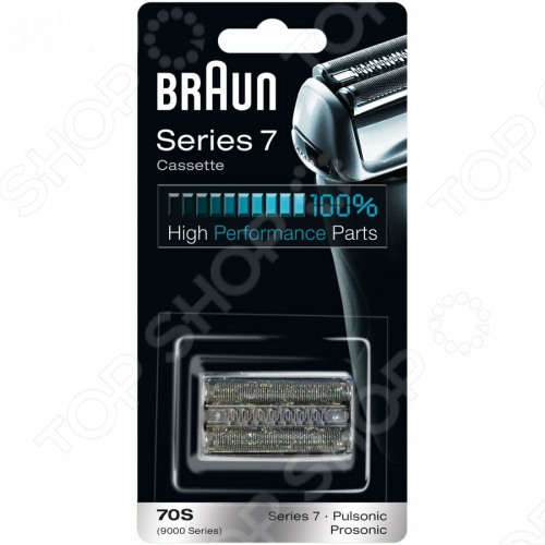 Сетка для бритвы Braun 70S сетка и режущий блок для электробритв braun series 9 92s