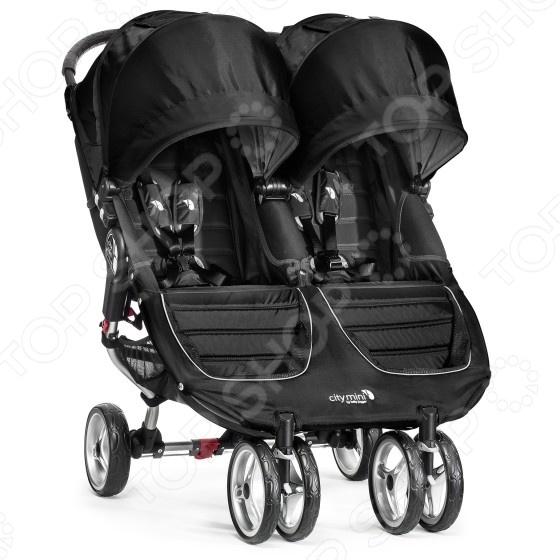фото Коляска прогулочная для двойняшек Baby Jogger ВО12210, Коляски
