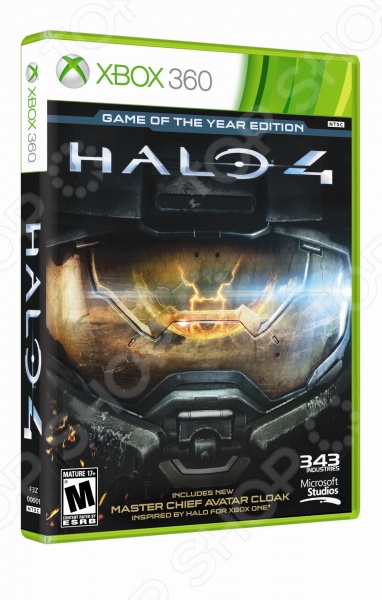 фото Игра для Xbox 360 Microsoft Halo 4 (rus), Игры для игровых консолей