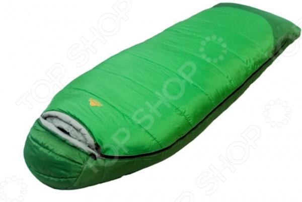 Спальный мешок Alexika ForestСпальные мешки<br>Мешок спальный Alexika Forest это обязательный атрибут вашего снаряжения в длительных походах, поездках на рыбалку или охоту. Спальный мешок в форме кокона, обеспечит вам защиту от внешних факторов и спокойный сон. Благодаря двойному слою утеплителя, вам будет достаточно комфортно даже при температуре в -15 C. Кроме того, благодаря высококачественному синтетическому наполнителю, можно исключить вероятность появления и размножения паразитов внутри мешка. Он не заменит вам домашнюю кровать и объятия матери, но значительно увеличит комфорт во время сна.<br>