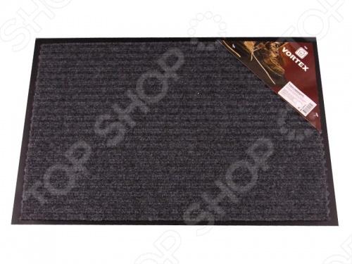 Коврик влаговпитывающий Vortex «Тафт» коврик влаговпитывающий профи черный 90х400см vortex 22340