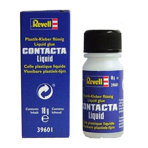 Клей жидкий Revell Contacta клей жидкий пластик жидкая смола lazer bond