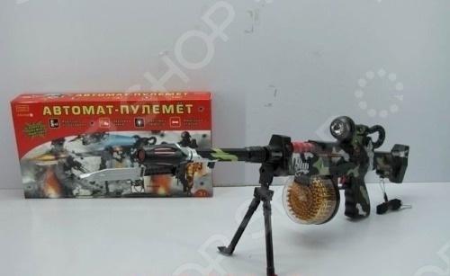 фото Автомат-пулемет Zhorya Х75053, Другое игрушечное оружие