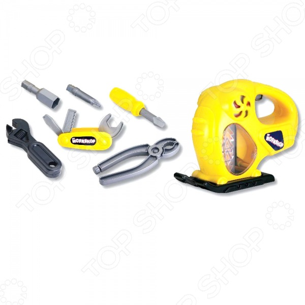 Подробнее о Игровой набор Keenway Набор инструментов 12763 набор инструментов