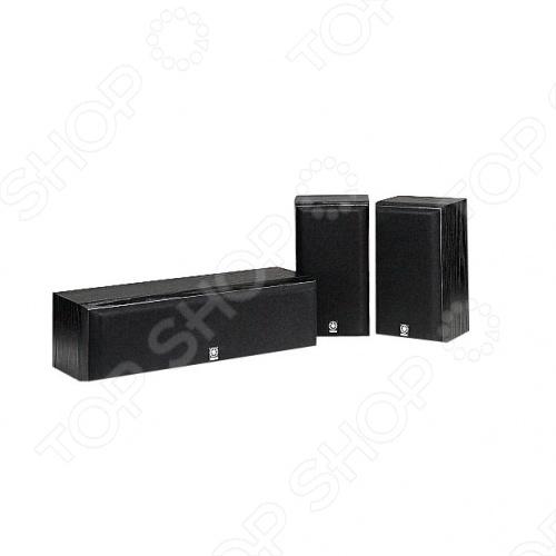 Система акустическая Yamaha NS-P60 представляют собой замечательный источник звука, с помощью которого вы сможете в полной мере насладиться прослушиванием любимых композиций или же просмотром фильмов, передач, концертов в высоком качестве. Кроме того, стильный и приятный внешний вид колонок отлично впишется в любой интерьер и создаст наполненное высококлассным звучанием пространство. Центральный канал:  мощность 60 Вт;  диапазон воспроизводимых частот 70-30000 Гц;  предусмотрено крепление для монтажа. Тыловые колонки:  мощность 50 Вт;  диапазон воспроизводимых частот 80-30000 Гц;  количество колонок 2.