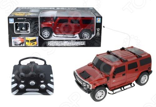 Машина радиоуправляемая 1 Toy HUMMER H2 rastar 1 27 hummer h2 черный 28500