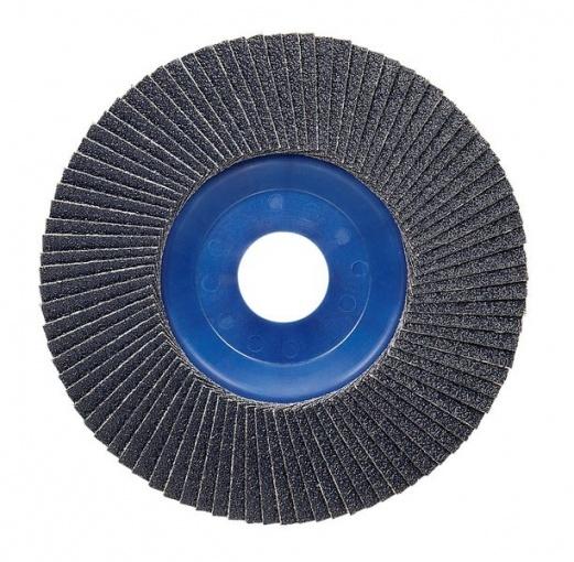 Круг лепестковый для угловых шлифмашин Диск лепестковый для угловых шлифмашин Bosch Best for Metal 2608607326