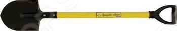 Лопата штыковая РОС 77214Лопаты садовые<br>Лопата штыковая служит для проведения посадочных работ на земельных участках.Черенок изготовлен из стали, что обеспечивает высокую прочность конструкции.<br>