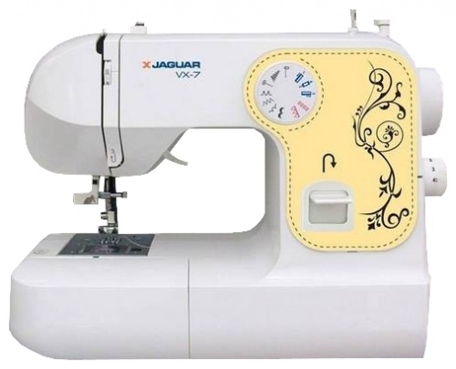 Швейная машина Jaguar VX-7 видеорегистратор intego vx 410mr