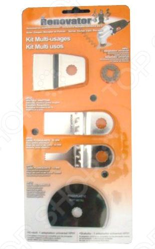 Набор насадок для ручного инструмента Renovator Universal Pack