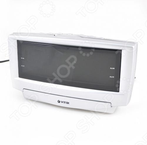 Радиочасы Vitek VT-3511