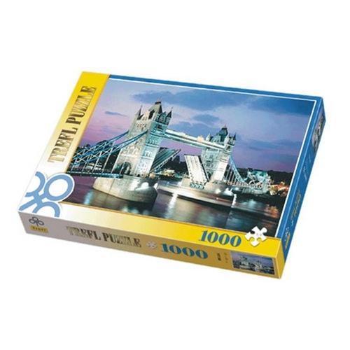 Пазл 1000 элементов Trefl «Лондонский Тауэр»