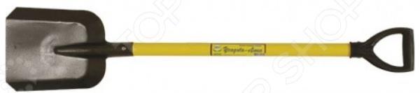 Лопата совковая РОС 77218 станет отличным дополнением к набору ваших дачных принадлежностей. Инструмент может использоваться для работы с песком, грунтом, снегом и другими материалами. Полотно лопаты выполнено из высококачественной ударопрочной стали. V-образная форма рукоятки обеспечивает крепкий удобный захват инструмента и препятствует скольжению.