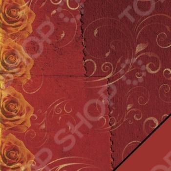 фото Бумага для скрапбукинга Rayher «Бутоны роз», купить, цена