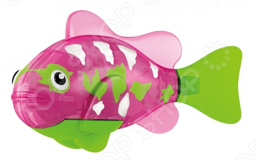 Роборыбка тропическая Zuru «Собачка» интернет магазин рыбки в аквариуме
