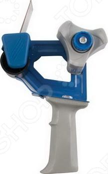 Пистолет для скотча FIT 11048 применяется со стандартным скотчем шириной до 50 мм. Ускоряет процесс упаковки коробок. Усиленная конструкция. Материал: стальной корпус, пластиковая ручка. Упаковка: цветная коробка.