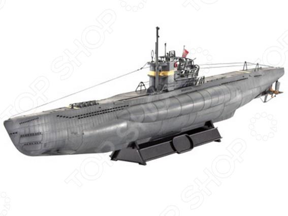 Сборная модель подводной лодки Revell U-Boot Typ VIIC/41