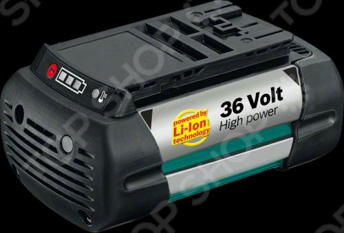 Аккумулятор для газонокосилки Bosch Rotak 34LI/37Li/43Li AKE 30 Li AHS 54 LI bosch rotak 43 li 06008a4507