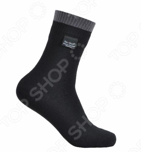 Носки водонепроницаемые DexShell Coolvent DS8828 dexshell детские водонепроницаемые носки children socks